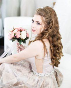 Hochsteckfrisuren Sibel Haare Make Up Kosmetik